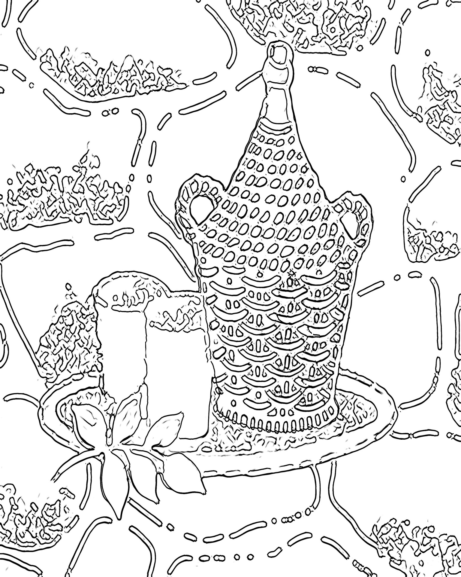 aduly coloring pages - photo#39