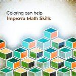 coloring can help improve math skills