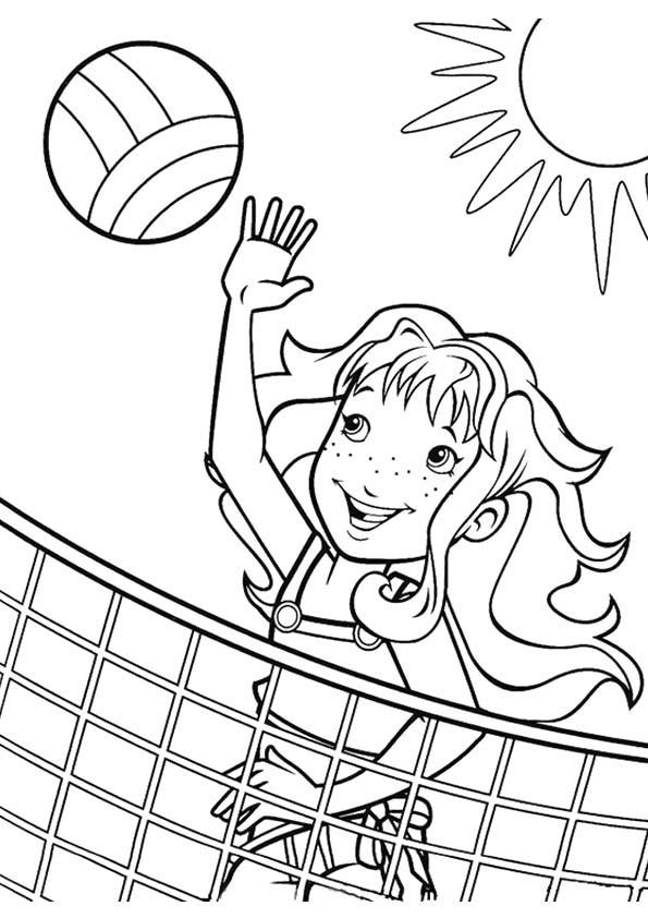 coloring pages summer