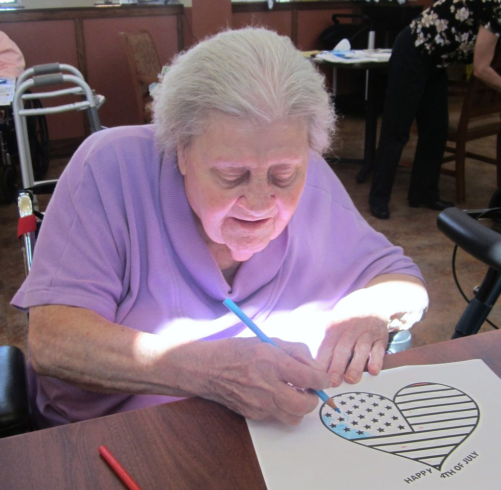 Seniors May Benefit In Numerous Ways By Coloring Best
