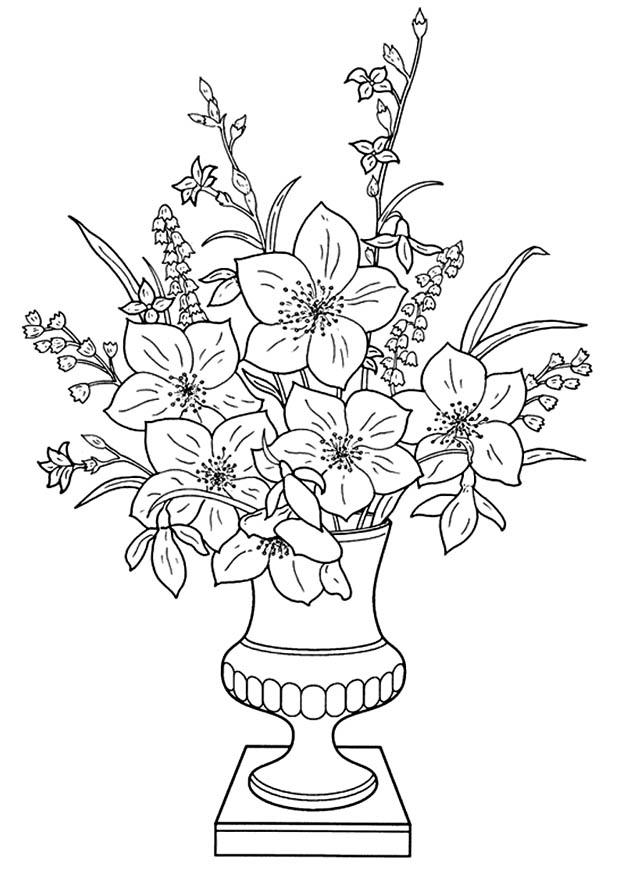- Free Printable Flower Coloring Pages For Kids - Best Coloring Pages For Kids