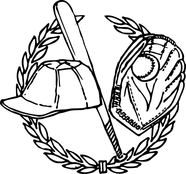 baseball cap coloring page - free printable baseball coloring pages for kids best