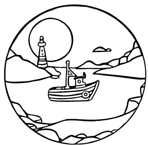 boat-with-moon-coloring-page