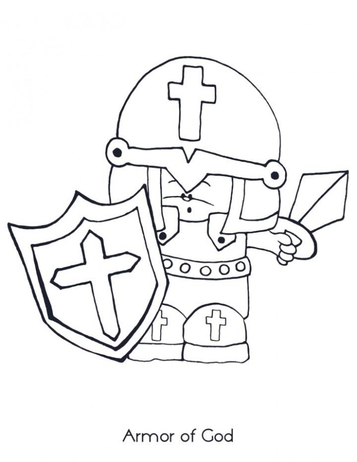 It is an image of Striking Free Printable Christian Coloring Pages