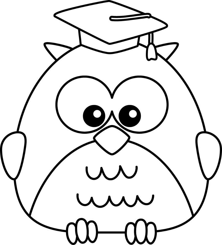 coloring pages for little kids - photo#27