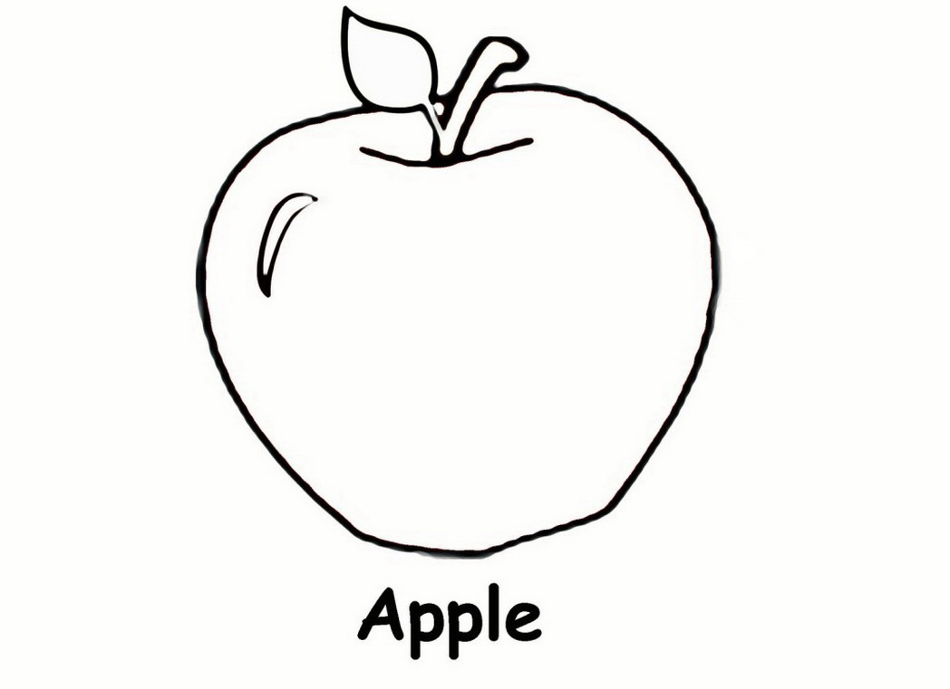 Preschool Printable Coloring Pages