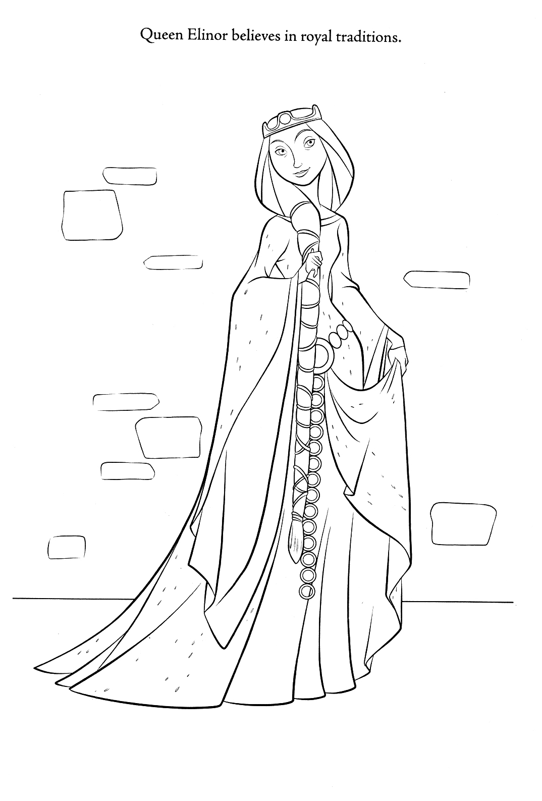 brave coloring pages - photo#36