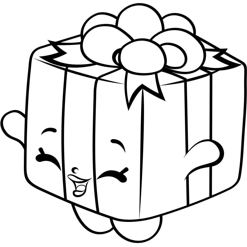 Shopkins Coloring Pages Best