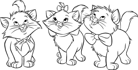 Download Aristocats Coloring Page