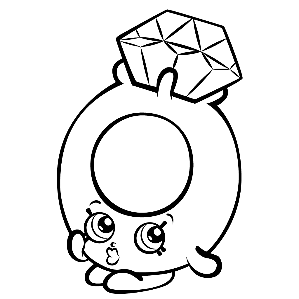 It's just an image of Sweet Printable Shopkins Coloring Pages