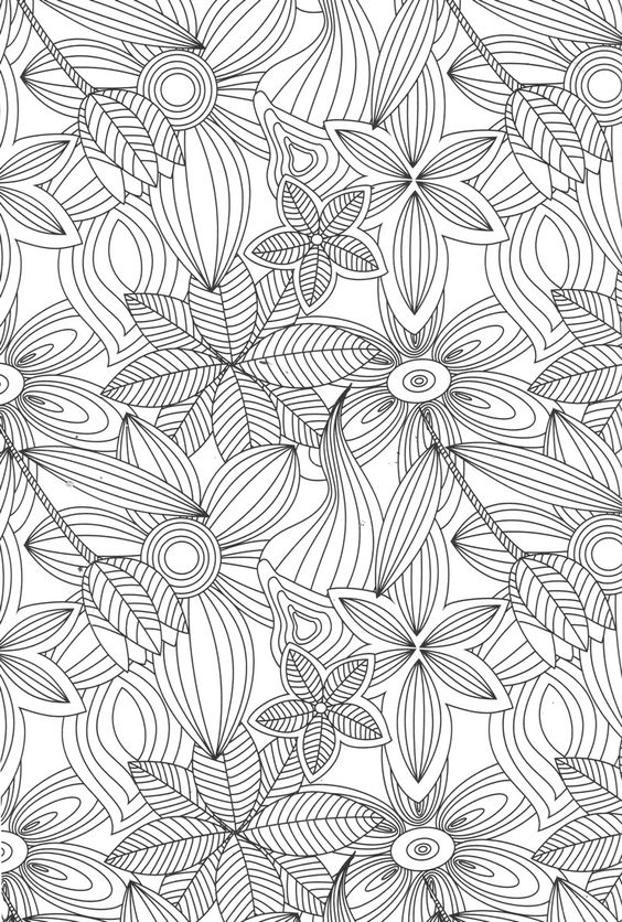 Coloring Pages for Teens Best