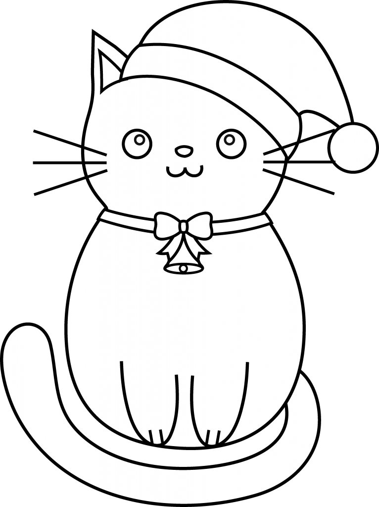 free printable kitten coloring pages for kids | Kitten Coloring Pages - Best Coloring Pages For Kids