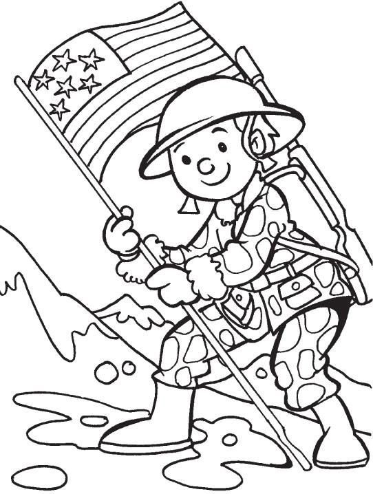 Memorial Day Coloring Pages Best Coloring Pages For Kids