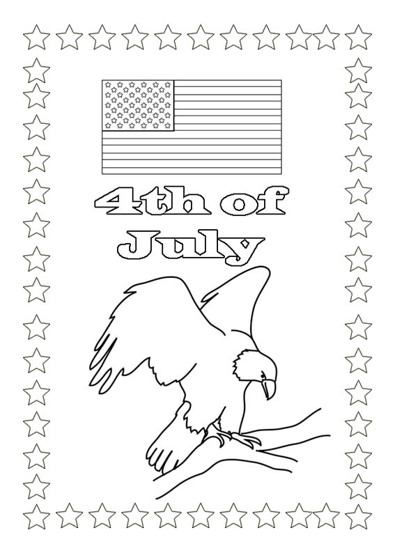 firework coloring pages eagle - photo#22