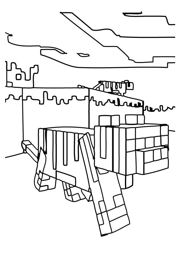 Minecraft Coloring Pages Best Coloring Pages For Kids
