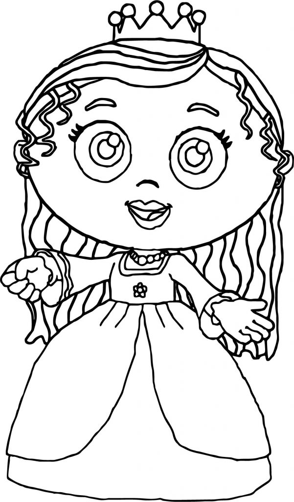 Free Printable Super Why Coloring Pages