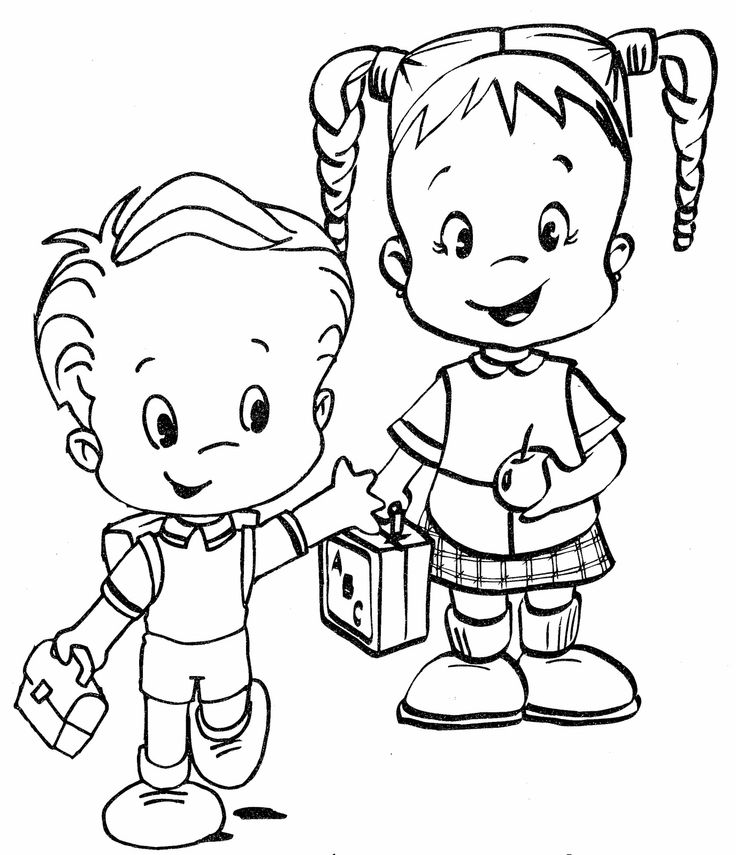 - Back To School Coloring Pages - Best Coloring Pages For Kids