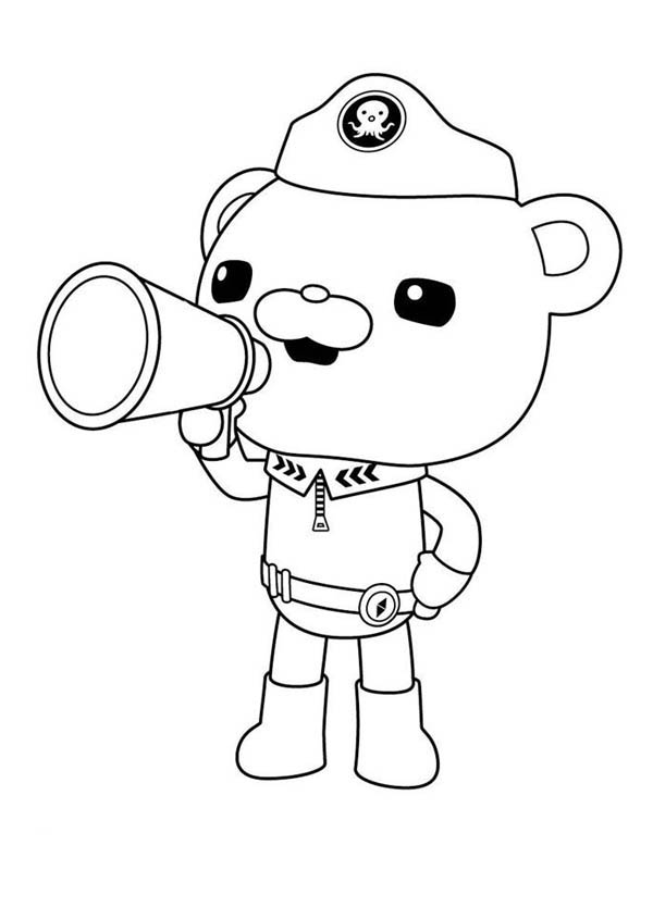 barnacles announcement octonauts coloring pages