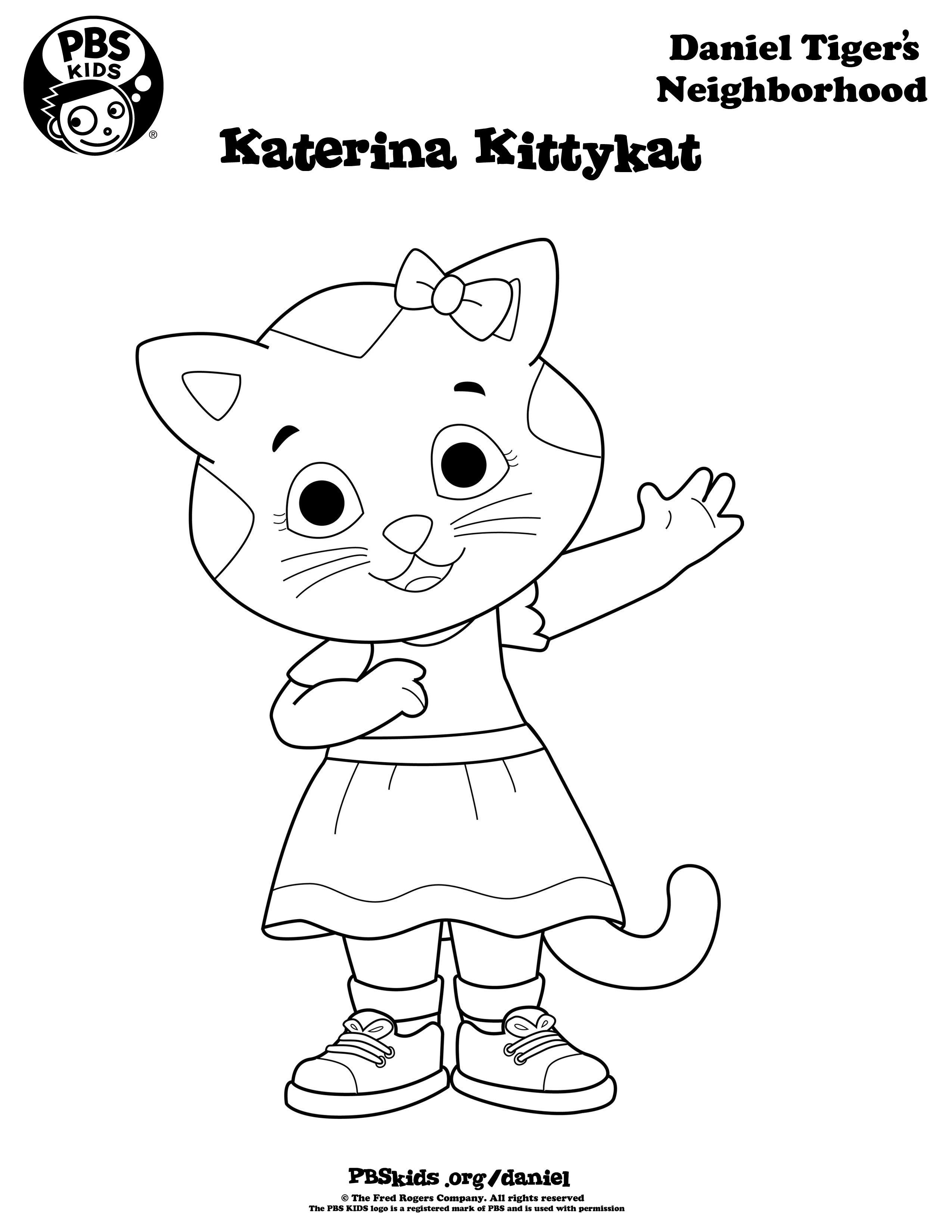 image regarding Daniel Tiger Coloring Pages Printable identified as Daniel Tiger Coloring Webpages - Great Coloring Web pages For Youngsters