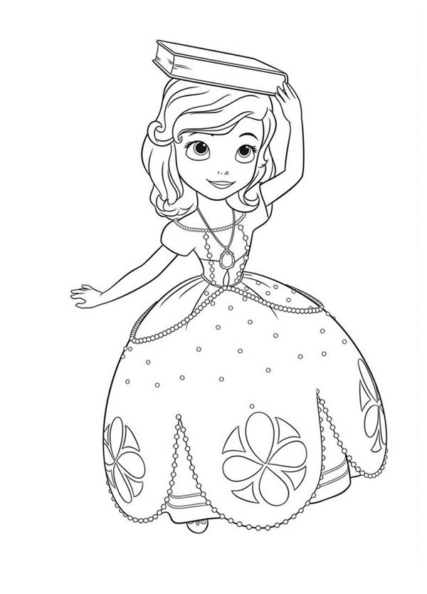 Princess Coloring Pages Anna