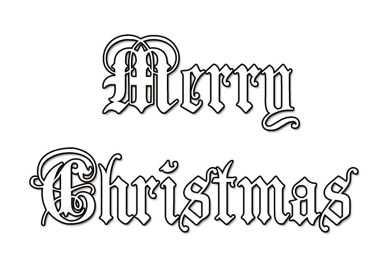 graphic about Merry Christmas Printable referred to as Absolutely free Printable Merry Xmas Coloring Webpages