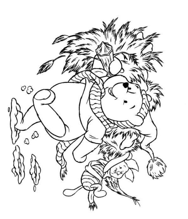 - Disney Christmas Coloring Pages - Best Coloring Pages For Kids