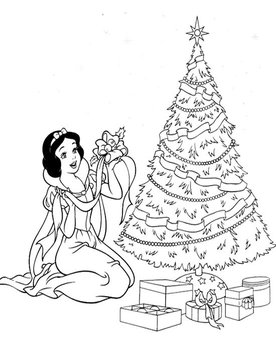 Christmas Coloring Pages Disney.Disney Christmas Coloring Pages Best Coloring Pages For Kids