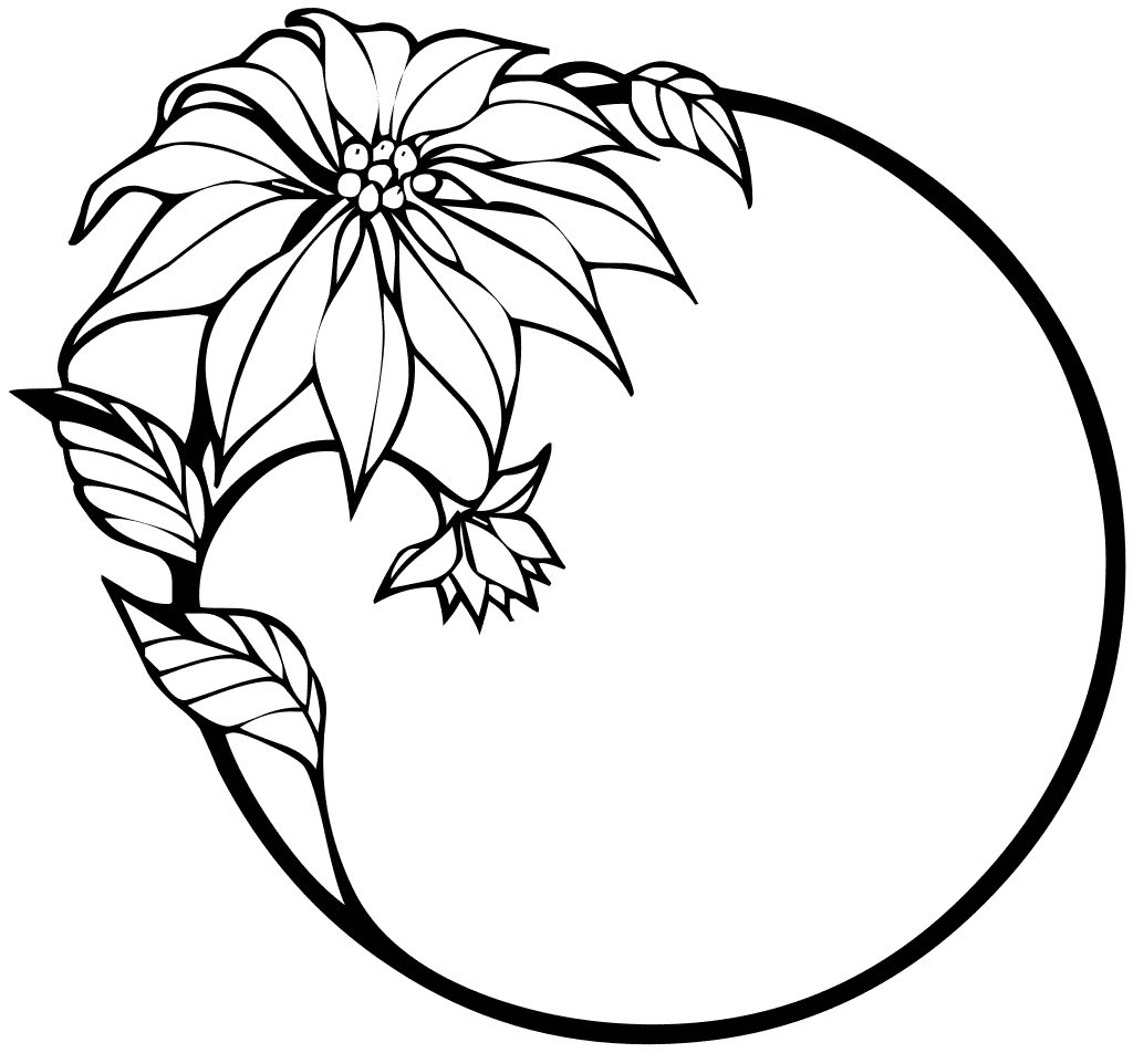 Christmas Tree Ornament Coloring Page