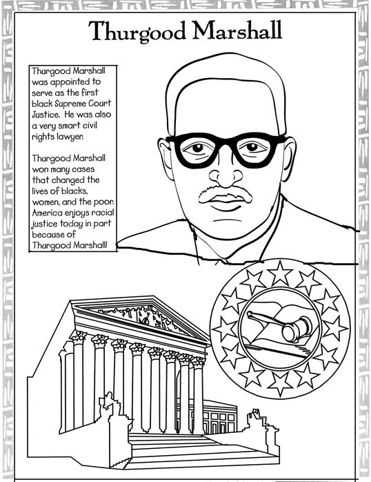 Black History Month Coloring Pages - Best Coloring Pages ...