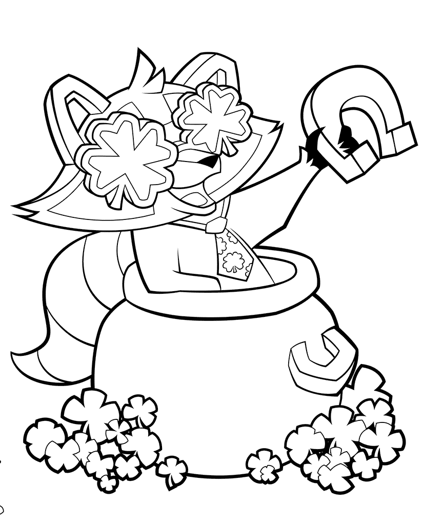 St Patricks Day Coloring Pages Best Coloring Pages For Kids
