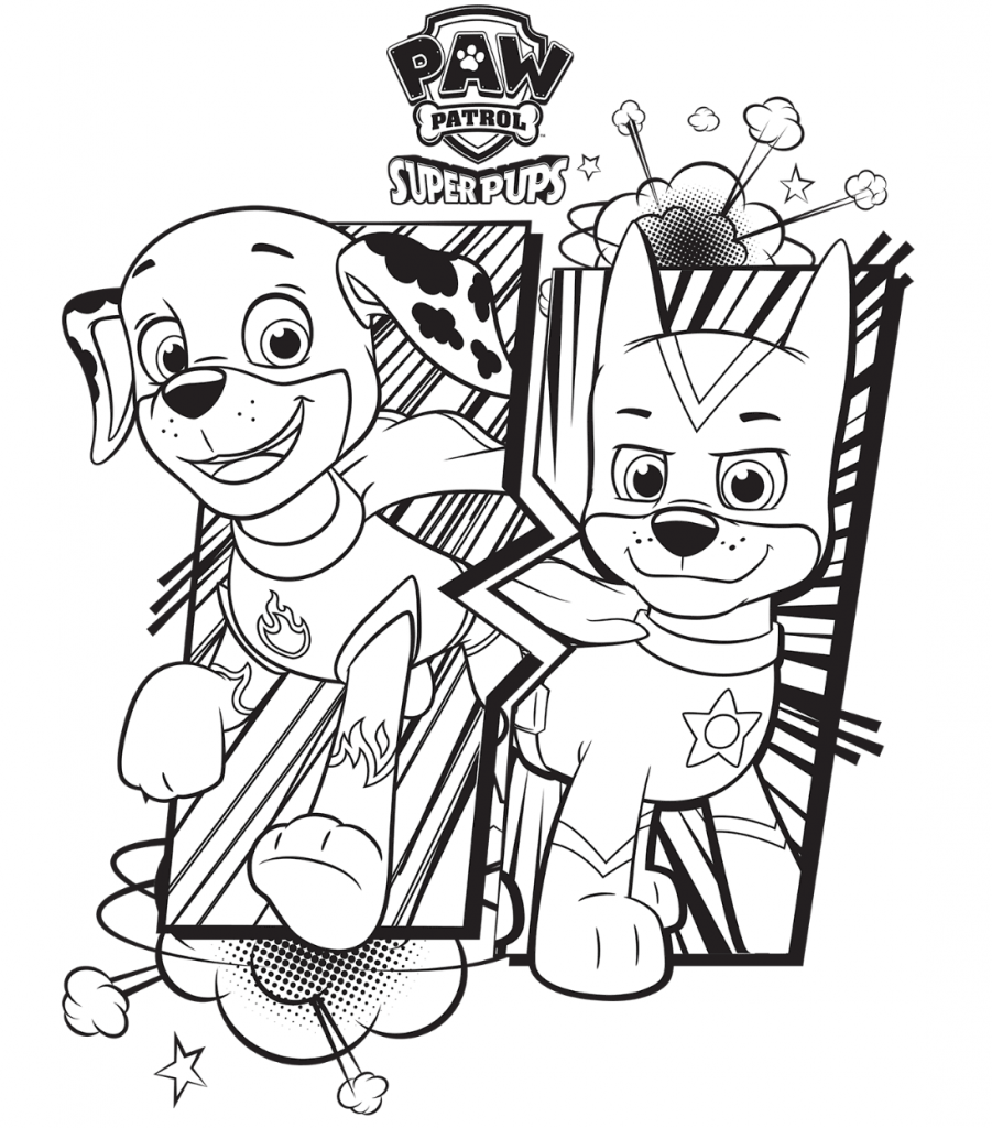 paw print coloring pages - photo#41