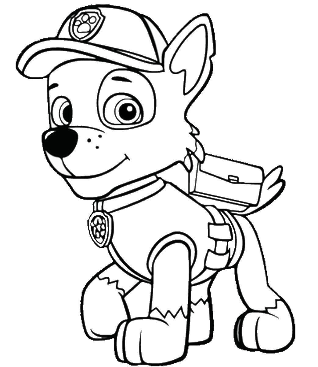 - Paw Patrol Coloring Pages - Best Coloring Pages For Kids