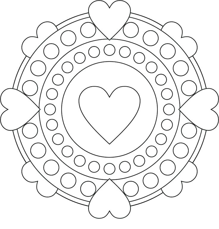 valentine heart coloring pages best coloring pages for kids. Black Bedroom Furniture Sets. Home Design Ideas