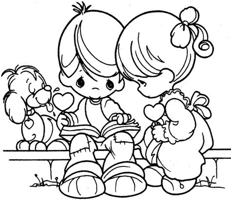 Valentines Day Coloring Pages - Best Coloring Pages For Kids