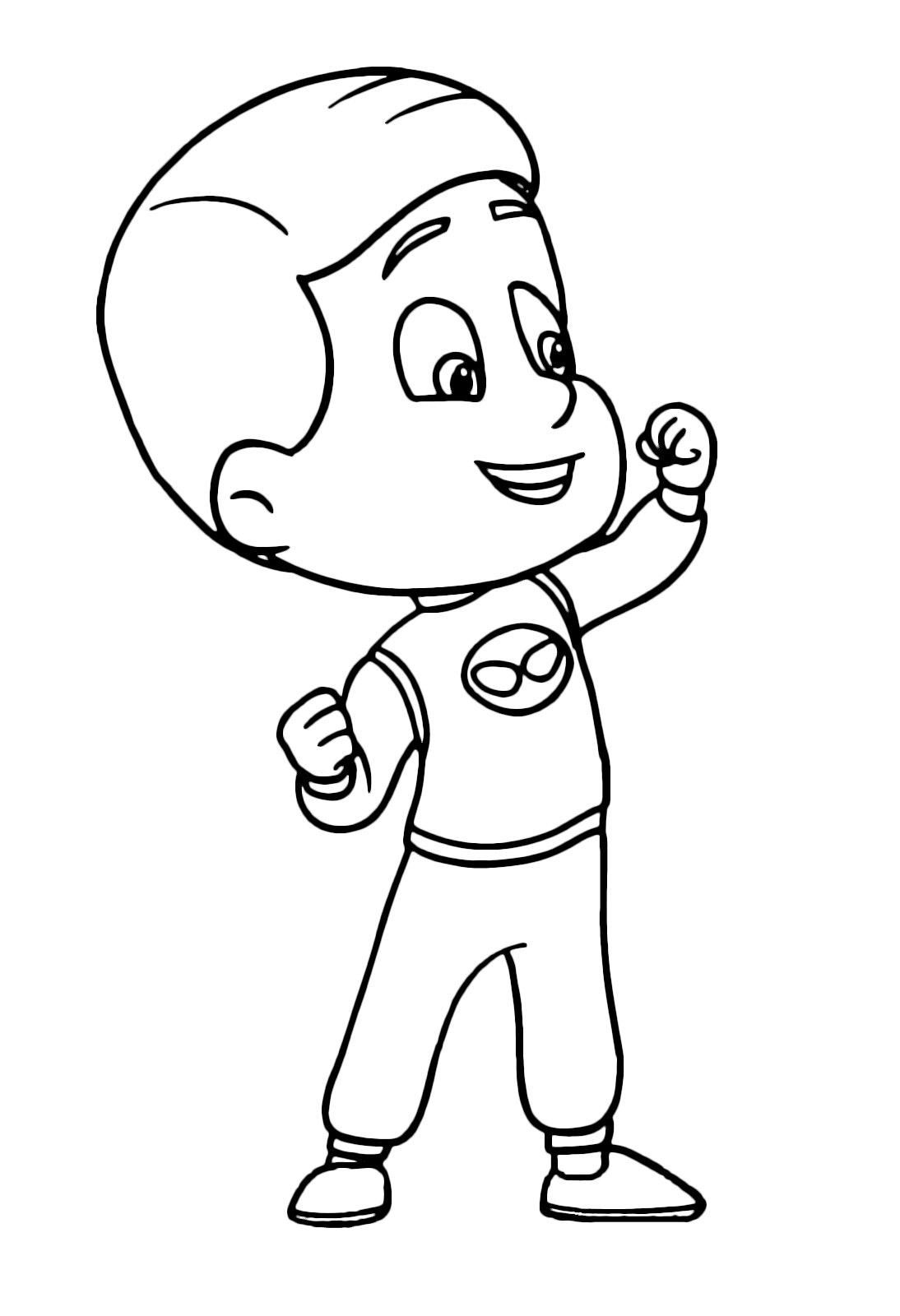 Pj masks coloring pages best coloring pages for kids for Immagini super pigiamini da stampare
