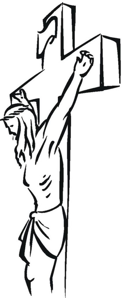Good Friday Coloring Pages Best