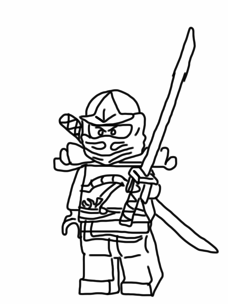 Lego Ninjago Coloring Pages Best Coloring Pages For Kids