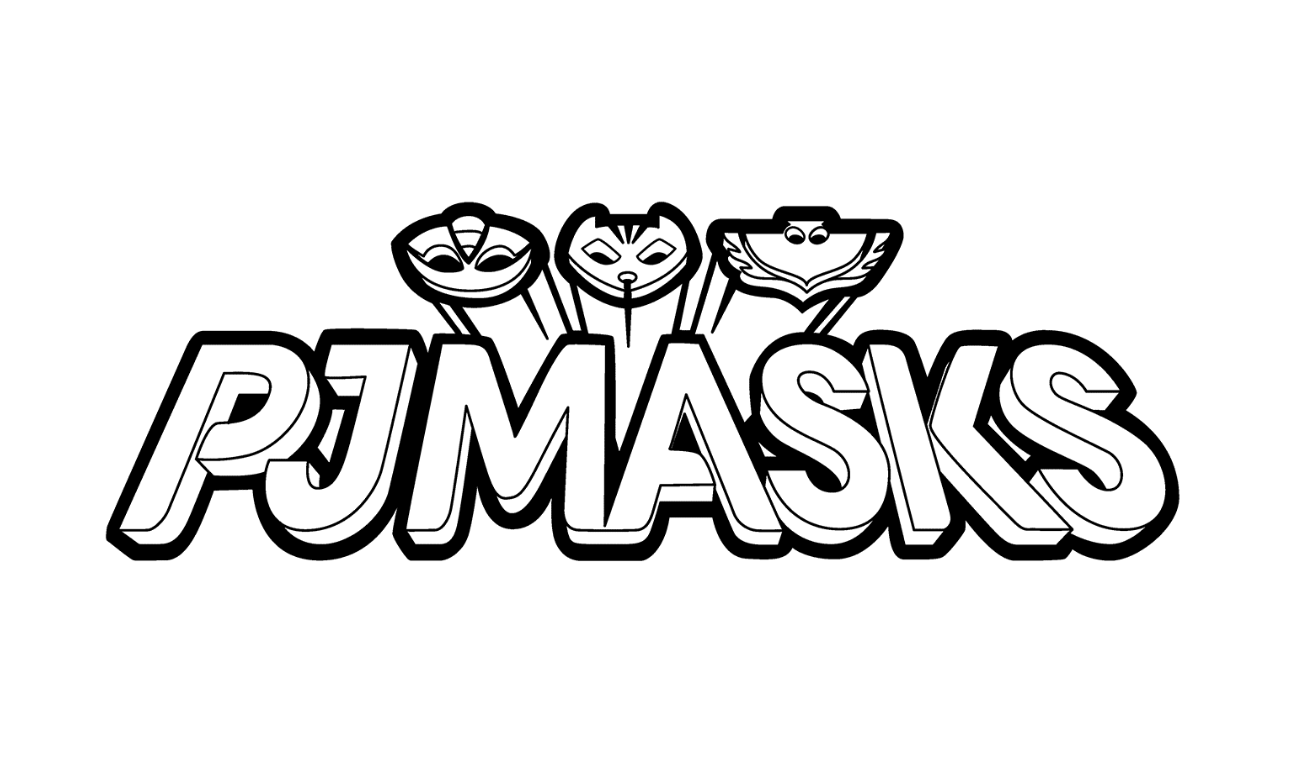 photo regarding Printable Pj Masks Coloring Pages named PJ Masks Coloring Webpages - Simplest Coloring Webpages For Small children
