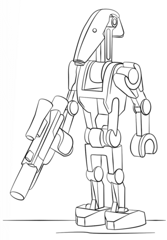 Print Lego Star Wars Coloring Pages Free