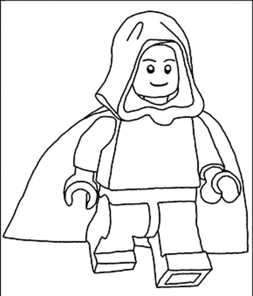 Printable Lego Star Wars