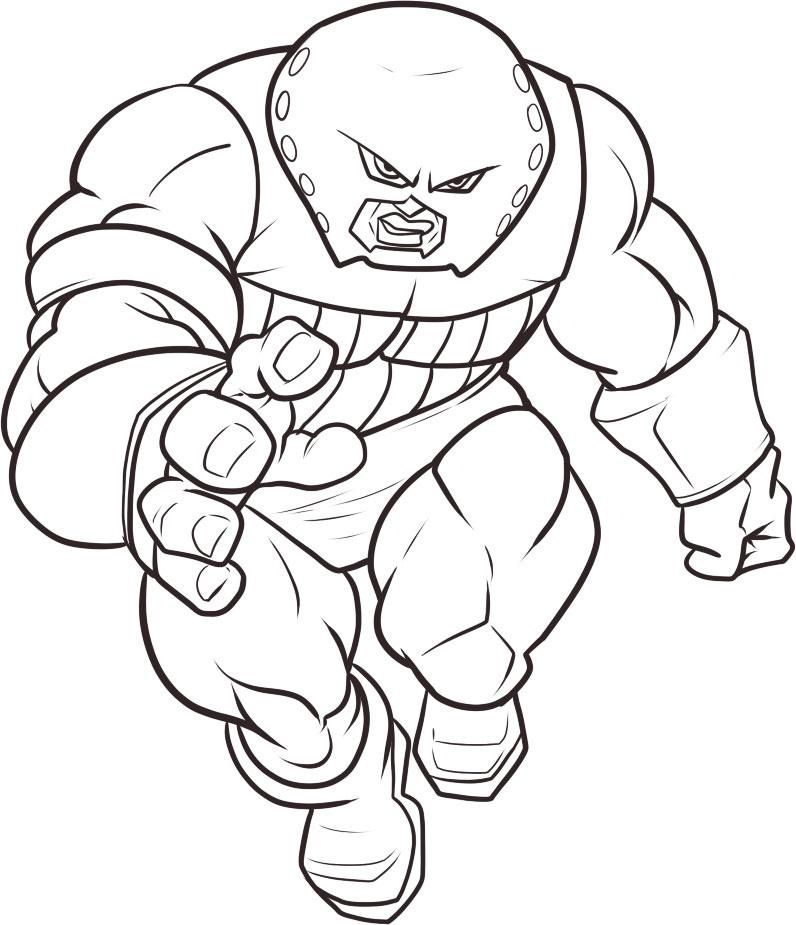 Fan image pertaining to marvel printable coloring pages