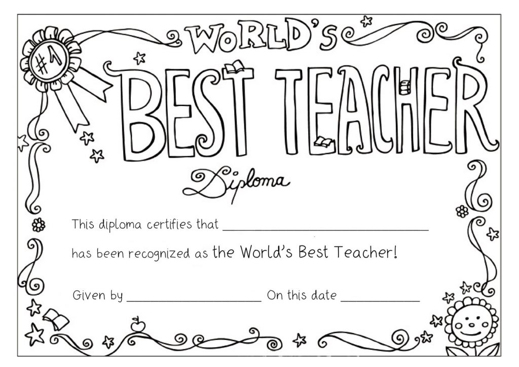 Teacher Coloring Pages Best Coloring
