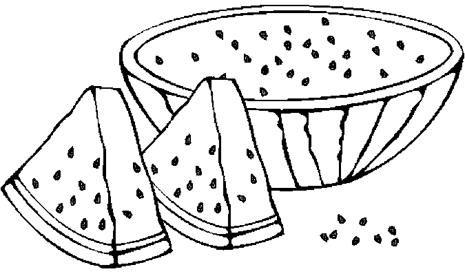 Watermelon Coloring Pages Best Coloring Pages For Kids