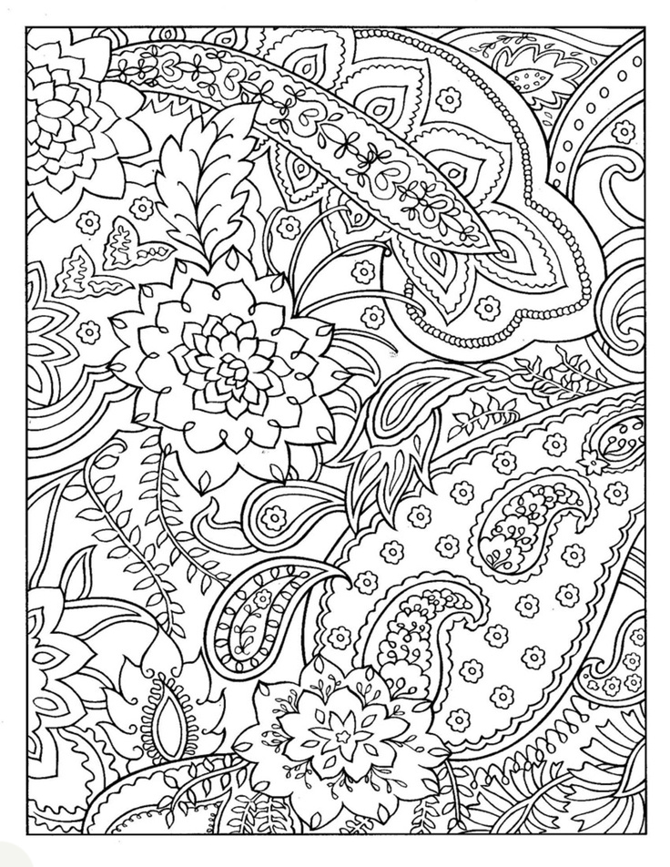 Pattern Coloring Pages - Best Coloring Pages For Kids