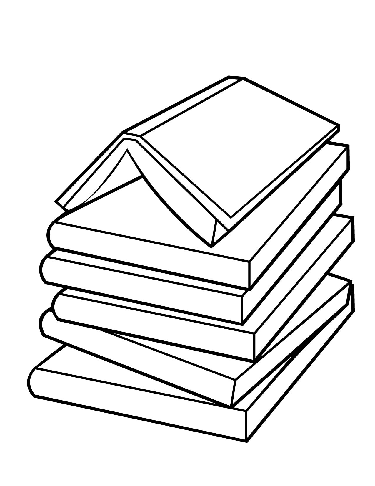 Coloring Pages For Books