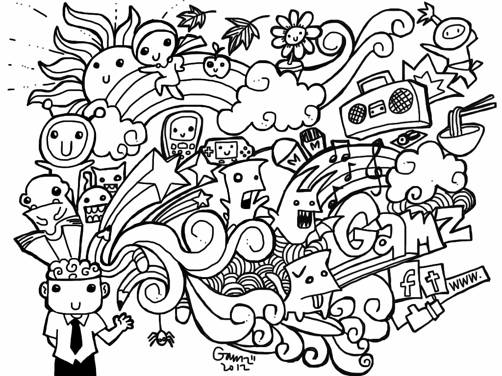 kids cool coloring pages - photo#43