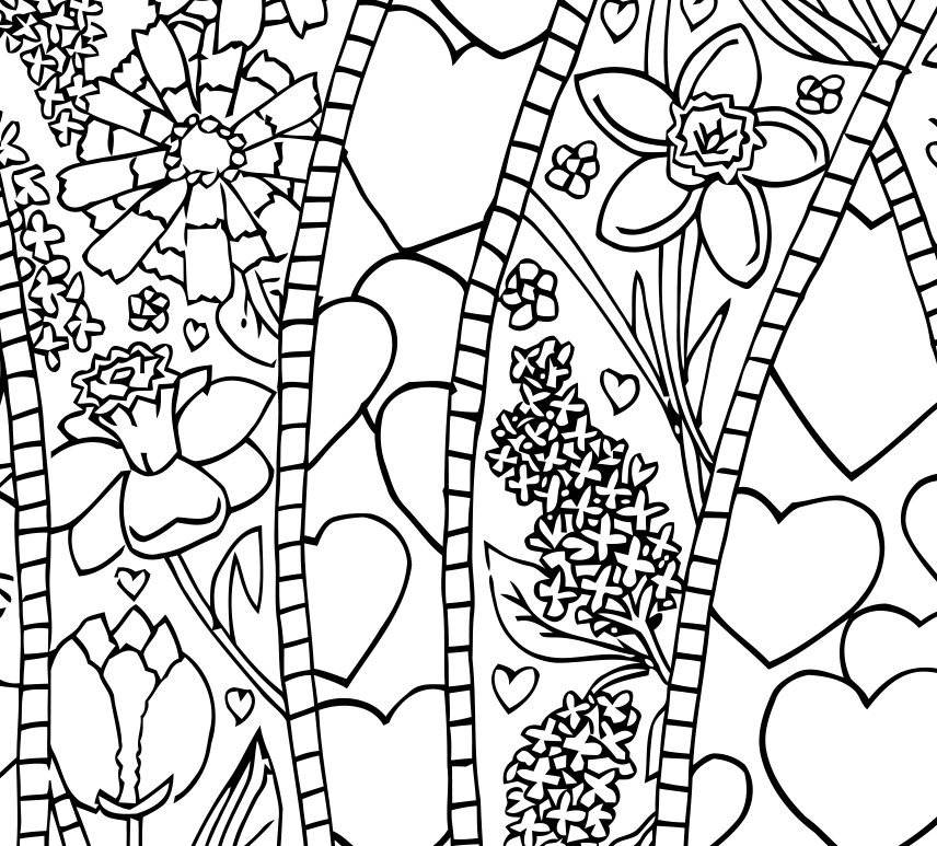 Printable Mindfulness Coloring Pages Free