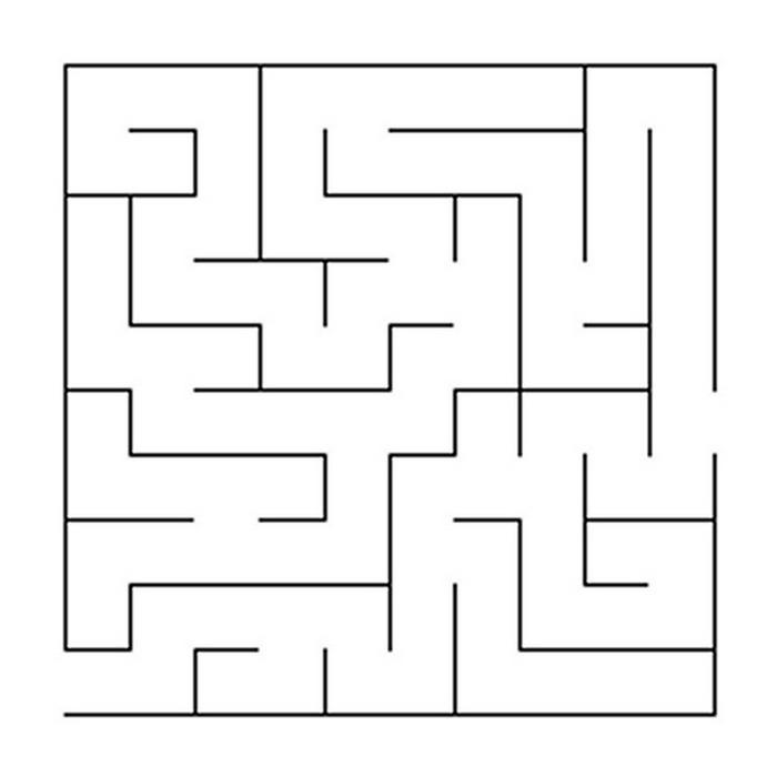 Simple Easy Maze