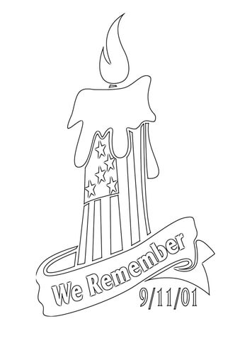 9-11 Coloring Pages