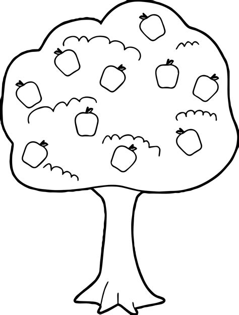 Apple Tree Johnny Appleseed Printable